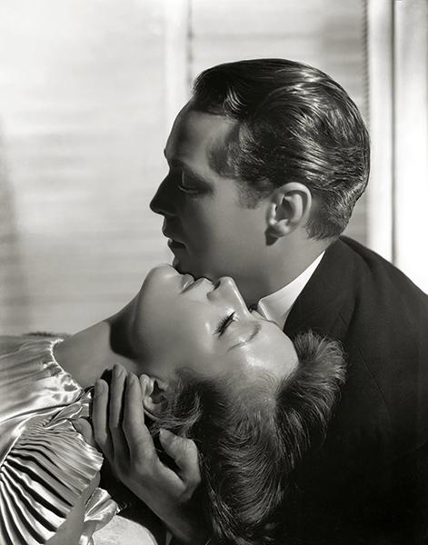 Franchot Tone Joan Crawford