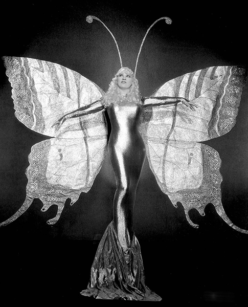 """I like restraint if it doesn't go too far."" -- Mae West (Bizarre Los Angeles)"