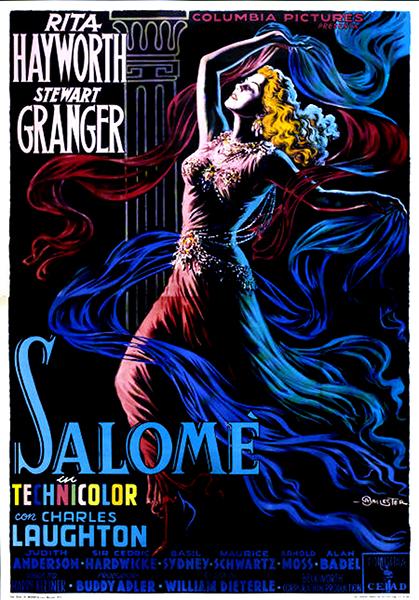Salome 1953 Rita Hayworth