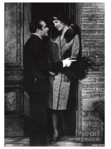 James Hall and Vilma Banky 1929
