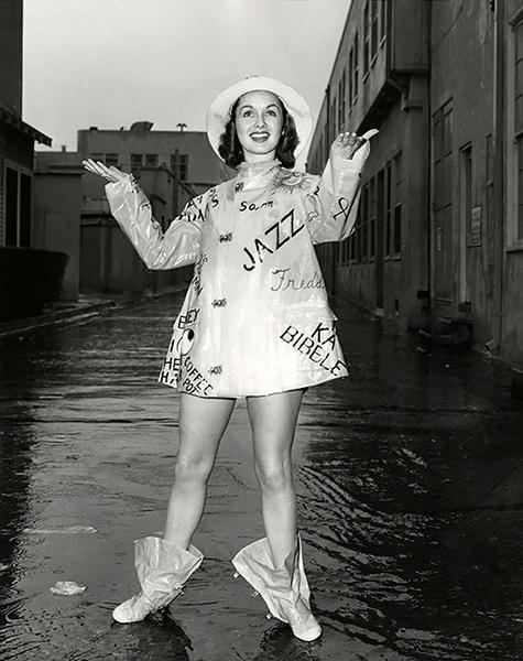 Debbie Reynolds Singin' in the Rain 1952
