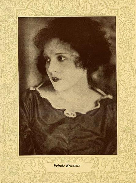 Fritzie Brunette
