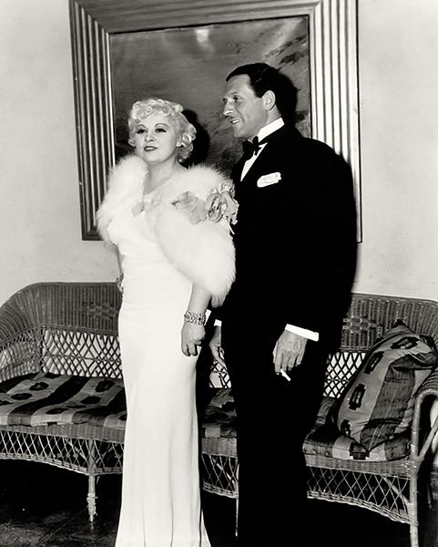 Mae West Paul Cavanaugh