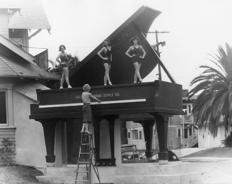 California Piano Supply Co