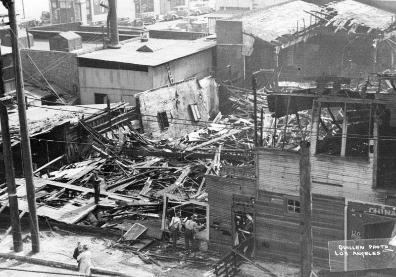China City Fire 1939