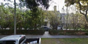Edward G Robinson house
