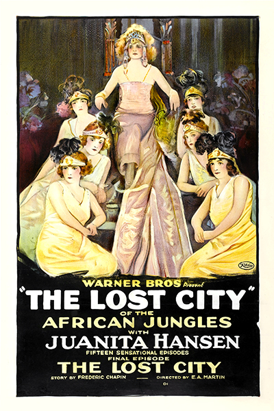 The Lost City 1920
