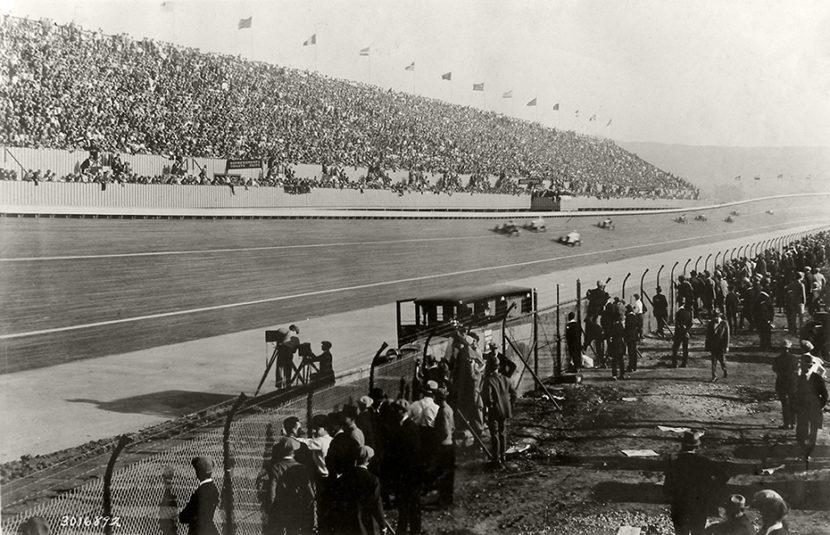 Culver City Speedway 1924