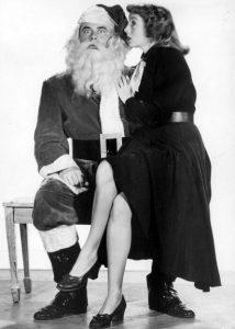 Glenn Ford and Evelyn Keyes in 1943. (Bizarre Los Angeles)