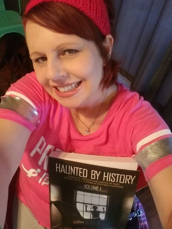 Haunted by History by Craig Owens. A buyer from Texas!