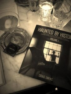 Haunted by History by Craig Owens. Photo by April Walton. Taken at the Wolves DTLA.