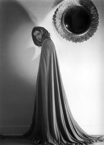 """Rosalind Russell in """"Trouble for Two"""" (1936). Photo by George Hurrell (Bizarre Los Angeles)"""