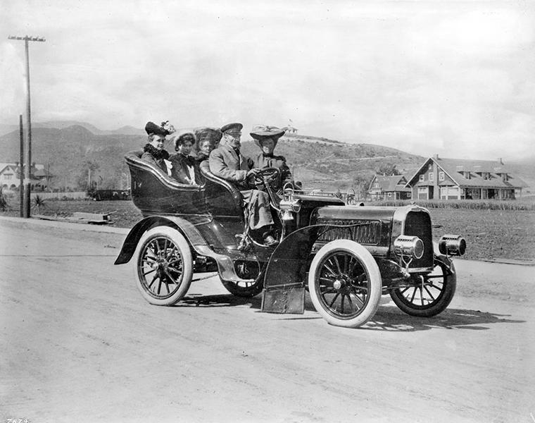 Hollywood Blvd 1903