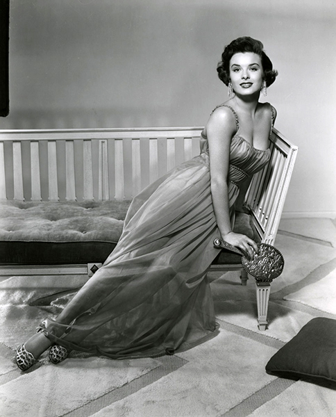 """""""There's been no mystery to my life. I've been around all the time, always active. It's just that I wasn't going about my activities publicly."""" -- Jean Peters (Bizarre Los Angeles)"""