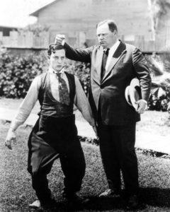 Buster keaton Fatty Arbuckle