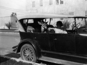 Betty Bradley Deer 1927