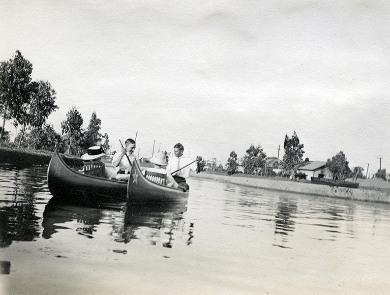 Venice Canals 1910