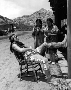Charles Bronson Native American Indian