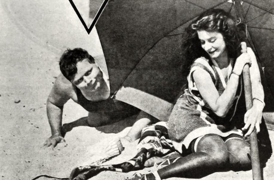Roscoe Arbuckle and Minta Durfee