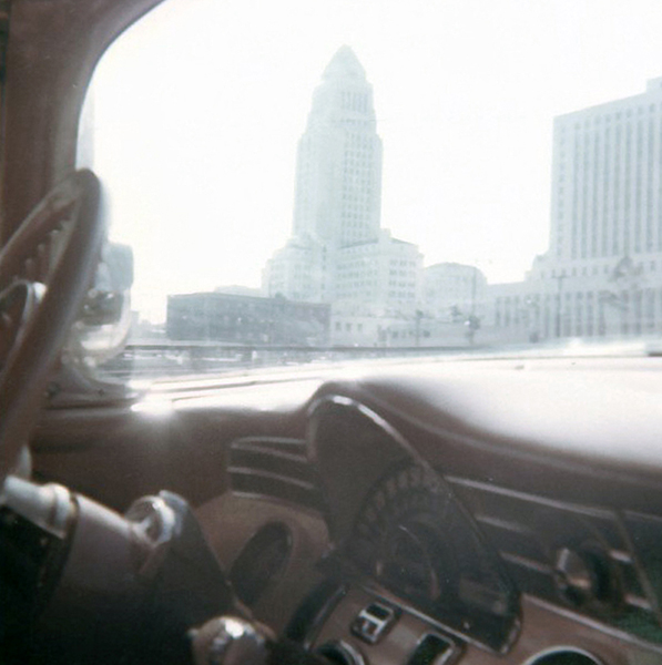 LOS ANGELES CITY HALL 1965