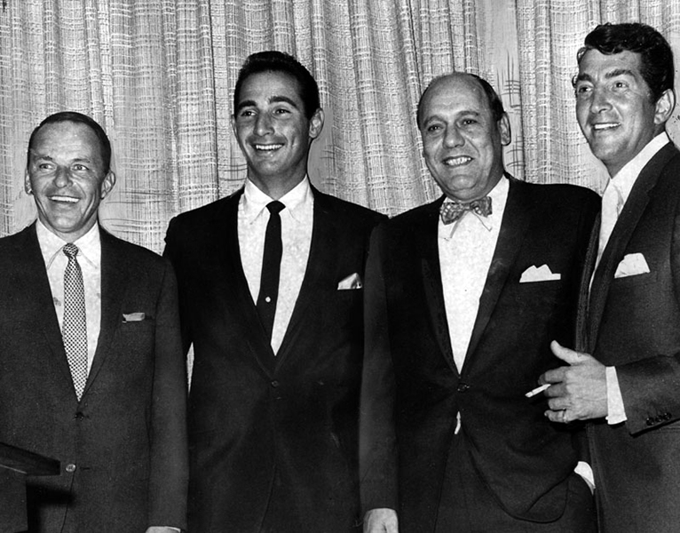 Hillcrest Country Club Frank Sinatra Dean Martin Sandy Koufax