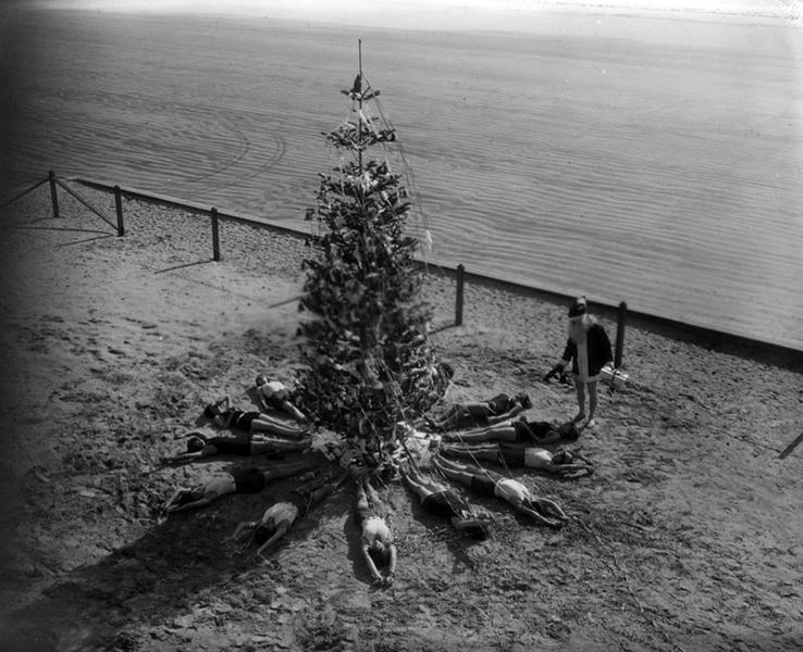 Long Beach Christmas 1920