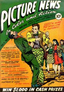 Frabk Sinatra Comic Book 1946