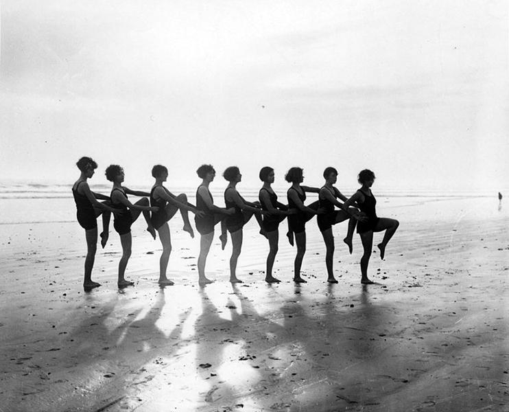 Dancing Long Beach 1930