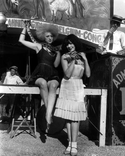 Snake Charmer Long Beach 1928