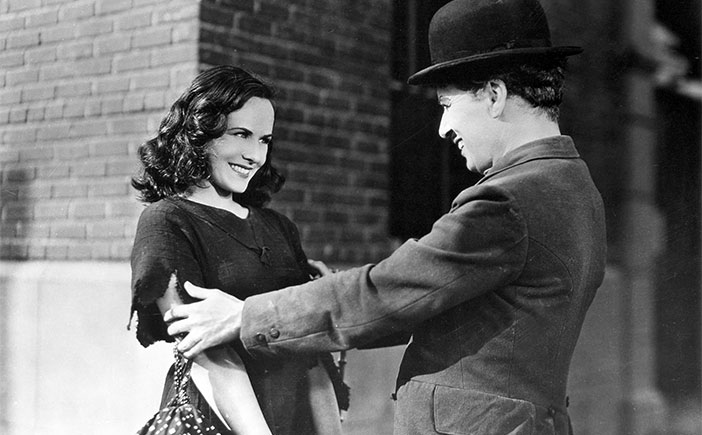 """She has every quality I am seeking. Youth, abundant vitality and, above all else, freshness. How I hope she can act!"" -- Charles Chaplin on Paulette Goddard (Bizarre Los Angeles)"