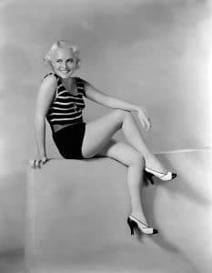 Paulette Goddard (Bizarre Los Angeles)