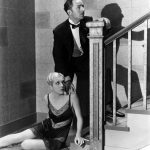 William Powell and Natalie Moorhead in 1930 (Bizarre Los Angeles)