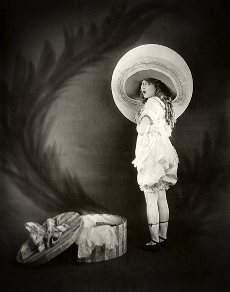 1918 Nelson Evans Mary Pickford