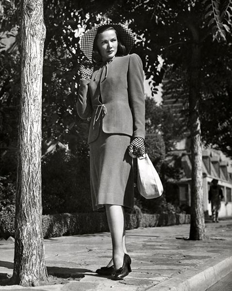 Gene Tierney 1947