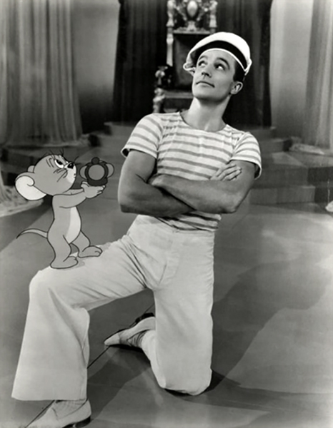 Gene Kelly Jerry Anchors Aweigh 1945