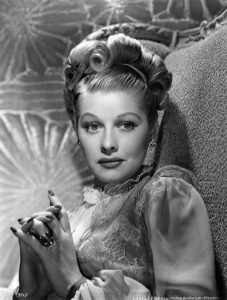 Lucille Ball MGM