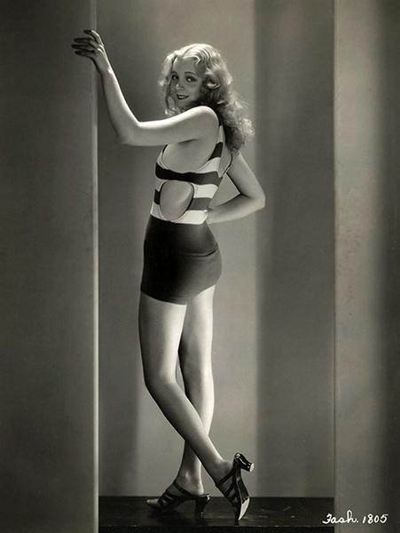 Virginia Bruce 1929