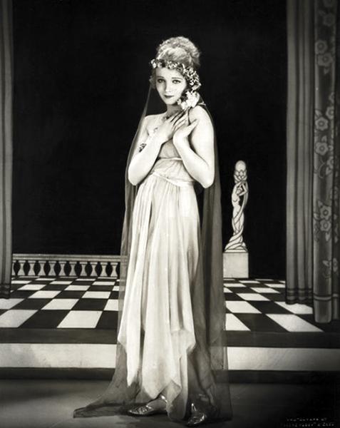 Virginia Bruce goddess