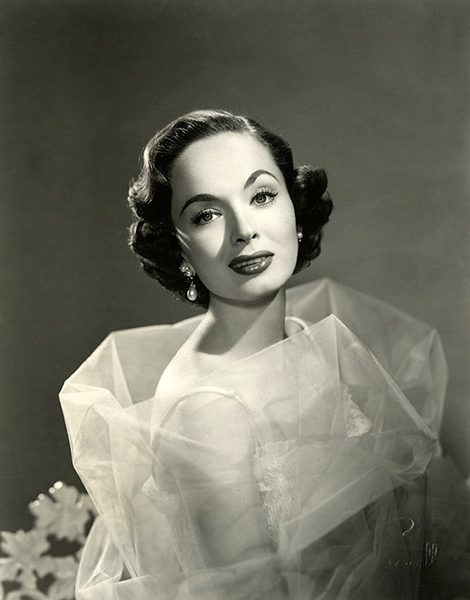 """""""The important thing is to find a role that gives one a satisfying feeling of achievement. To know that you have brought a difficult characterization to life is the accomplishment I have longed for over a period of years."""" -- Ann Blyth. Bizarre Los Angeles."""