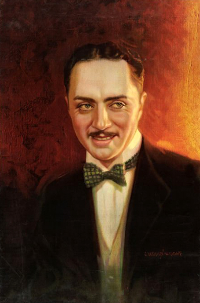 William Powell portrait