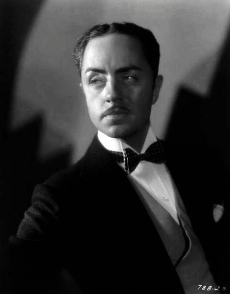 William Powell 1928