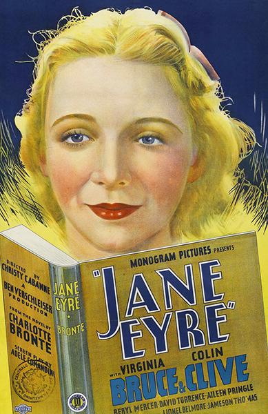 Jane Eyre Virginia Bruce 1934