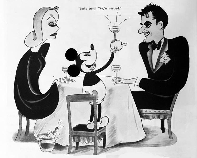 Garbo Gilbert Mickey