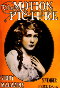 Motion Picture Magazine 1913 Mary Pickford