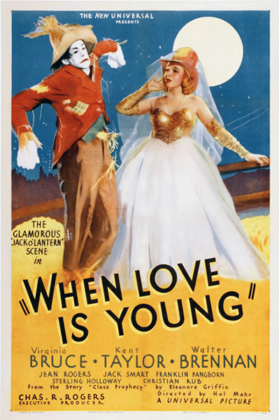 When Love Is Young 1937