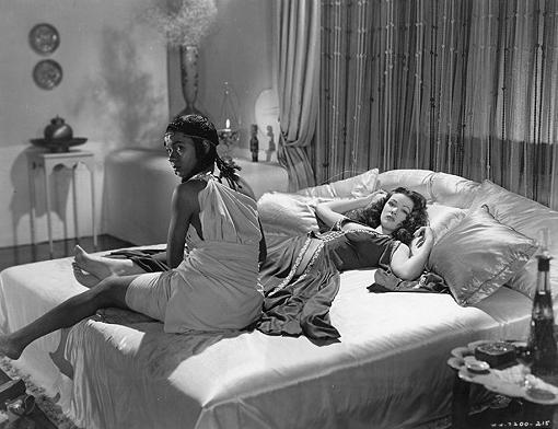 """Gene Tierney in """"Sundown"""" (1941). Bizarre Los Angeles"""