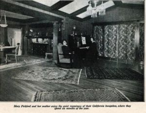 Mary Pickford bungalow