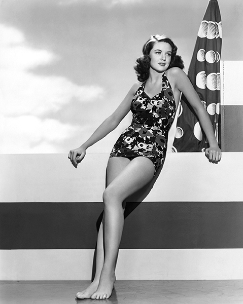Dorothy Malone young