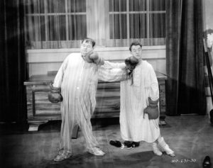Laurel and Hardy Brats 1930