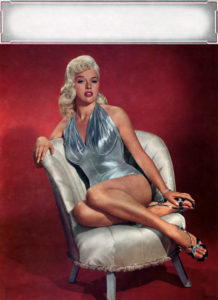 """""""You know, things are tough in the world, let alone in showbusiness. There are buong to be terrible heartbreaks. If you can laugh, you're safe. The ones who can't, finish up with the bottles and pills."""" -- Diana Dors (Bizarre Los Angeles)"""